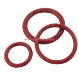 OEM de Duidelijke O-ringen van de Verbinding van de Lip van het Silicone Rubber Ringvormige