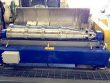 Lwの自動水平の螺線形の排出の高速沈積物の排水のデカンターの遠心分離機
