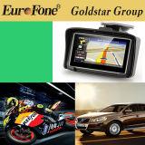 """Навигация GPS автомобиля Goldstar 4.3 """" Moto с сертификатами CE/RoHS"""