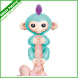 Обезьяна спортивной площадки качания Playset с 1 обезьяной младенца Fingerlings