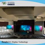 La mayoría de P6 baratos de alquiler en el interior etapa de la pantalla LED pantalla LED, LED de ahorro de tiempo - la visualización de vídeo