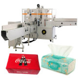 Hogar pañuelos de papel desechables Máquina de embalaje
