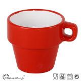 scuderia 3oz che lustra piccola tazza di ceramica