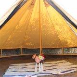 tentes utilisées de mariage d'usager de tente de 4m Bell à l'extérieur