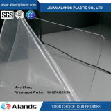 El papel de acrílico transparente del plexiglás de la hoja PMMA enmascaró 1/8 '' densamente
