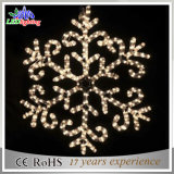 CE/RoHS公認の新式のLEDのクリスマスの雪片ライト
