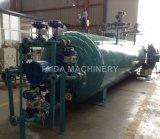 Autoclave de cura Vulcanizaing Vapor Industrial de vulcanização de borracha do radiador