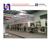 Molino de la máquina de papel de Kraft, cadena de producción del papel de Brown de la cartulina