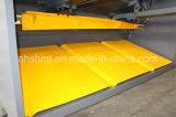 QC11y-6*3200mm Guilhotina Hidráulica Máquina de Corte/Chapa Hidráulica Máquina de cisalhamento/máquina de corte de serra com o ângulo de corte ajustável