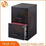 """사무실 Furniture 18 """" Black에 있는 Deep 2 서랍 Filing Cabinet"""