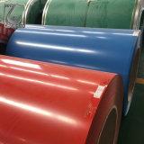 El cinc del color de SGLCC Az40 cubrió la bobina de acero para la azotea del metal