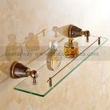 Золотистой установленное стеной вспомогательное оборудование ванной комнаты