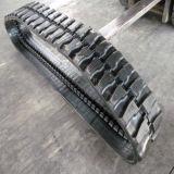 Pista di gomma diretta 320*54*76 della fabbrica della Cina per il trattore a cingoli 302.5c