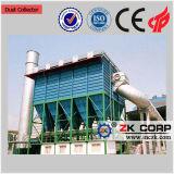 La alta temperatura Ppc Filtro de Mangas de pulso