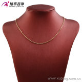 42750 Sale熱いFashion Nice Feeling 18kの金Plated Jewelry Necklace
