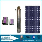 Gleichstrom 24V Small High Pressure Submersible Solar Water Pumps für Well