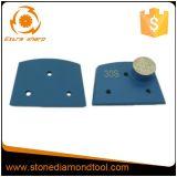 Пусковая площадка диаманта металла одиночного этапа Lavina конкретная меля Bond