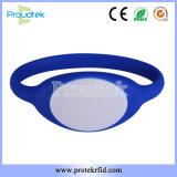 Tk4100 Pulseira Fabricante Smart Pulseira pulseiras de plástico personalizada