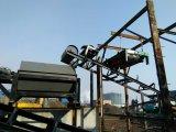 승인된 Ce/ISO는 Sault 또는 철 광석 석탄 또는 공급을%s Crossbelt 전기 자석을 말린다