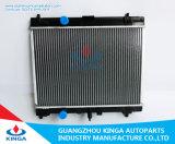 Il commercio all'ingrosso della fabbrica per il radiatore automatico di Toyota Vitz'05 Mt sostituisce il flusso trasversale
