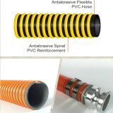 PVC Granuels 의 단단한 엄밀한 증강을%s 가진 분말 흡입 호스