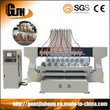 Eje 4 Router CNC Máquina de grabado 3D (DT8025-6)