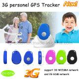 3G в реальном масштабе времени GPS Tracker для детей или пожилых людей