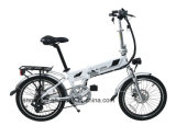Электрический велосипед в сложенном виде сплава 7 Скорость велосипеда аккумуляторной батареи