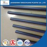 Plastic Blauwe POM om de Staaf Uitgedreven Staaf van pvc