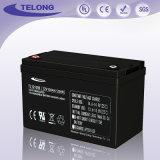 セリウムULは高品質12V100ahの再充電可能な太陽エネルギーSLA電池を承認する
