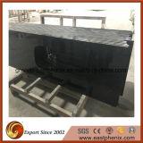 Absolute Zwarte Countertop van de Keuken van het Graniet