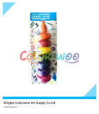 StudentsおよびKidsのための3D Creative Animal Sharp Finger Crayons