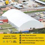 ألومنيوم خيمة مضلّعة ضخم مع أبيض [بفك] تغذيات لأنّ لون موسيقى حفل موسيقيّ ([هبغ] [48م])