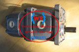 インポートされた技術及び材料OEM油圧ギヤポンプ: 704-56-11101グレーダーGd600/Gd605のために