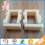 Reiner PTFE Plastikplatten-Block des Rohstoff-100%