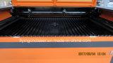 Macchina per incidere doppia di taglio del laser di CNC delle teste per acrilico di legno