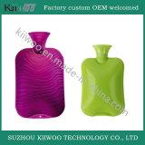 Atacado Customized Natural Rubber Hot Water Bag