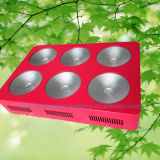 Energie - besparing Full Spectrum Hydroponic 430W LED Growlight voor Medicine Hemp