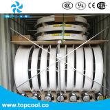 "Bewegliche Kühlvorrichtung-Luft-Zirkulatorventilator-Molkereientlüfter-Panel-Ventilator 55 """
