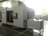 Horizontal CNC Fresagem e Tapping Máquina para Angle válvulas acabamento AC-Hsk0390-11