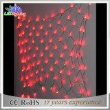 Festival de Natal Promocional LED Christmas Curtain Decoration Lights