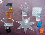 Conteneur acrylique d'étalage de fleur de mariage d'espace libre fait sur commande de décoration
