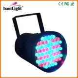 작은 LED PAR38 단계 동위 빛 (ICON-A029B)