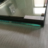 8mm+16A + 8mm, bas-E en verre trempé clair scellé isolant