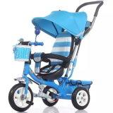 강요 손잡이를 가진 판매를 위한 아이 세발자전거 아이들 아기 세발자전거 아이 Trike