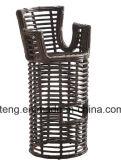 De hoogste Openlucht Gebruikende die Staaf van het Meubilair van de Tuin Qaulity met Lijst Chair& (yt645-2) wordt geplaatst