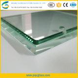 10mm ultra dünnes super transparentes Niedriges-Iorn ausgeglichenes Glas