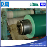 Dx51d prepintó la bobina de acero galvanizada