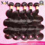 Человеческие волосы Unprocessed девственницы ранга поставщиков 7A Гуанчжоу бразильские (QB-BVRH-BW)