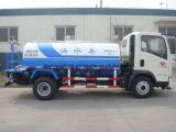 Petroleiro claro da água do dever 4X2 3m3 Rhd de HOWO (ZZ1047C3414C1R45)